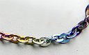 Click for details about 2mm Flat Links Titanium Chain