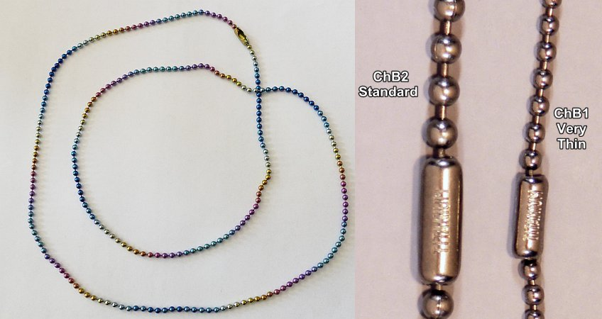 1.5mm Ball Chain